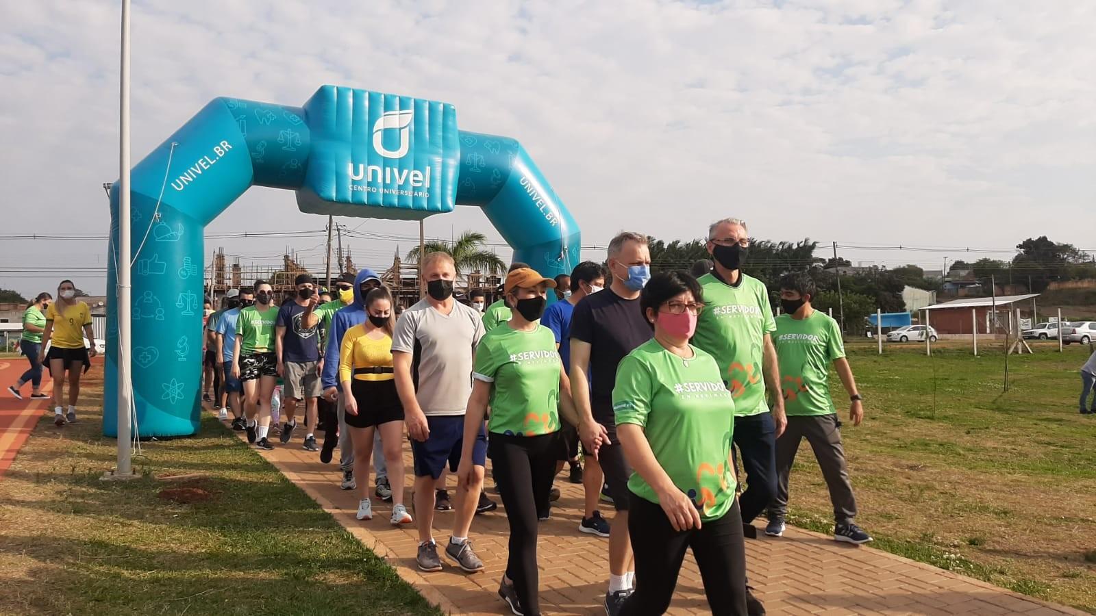 Caminhada da Independência celebra os 199 anos do Brasil