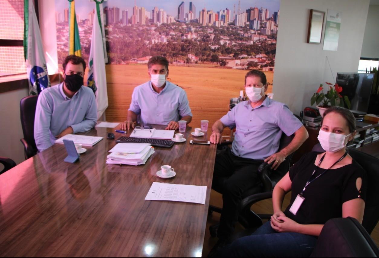 Cascavel confirma adesão a programas habitacionais