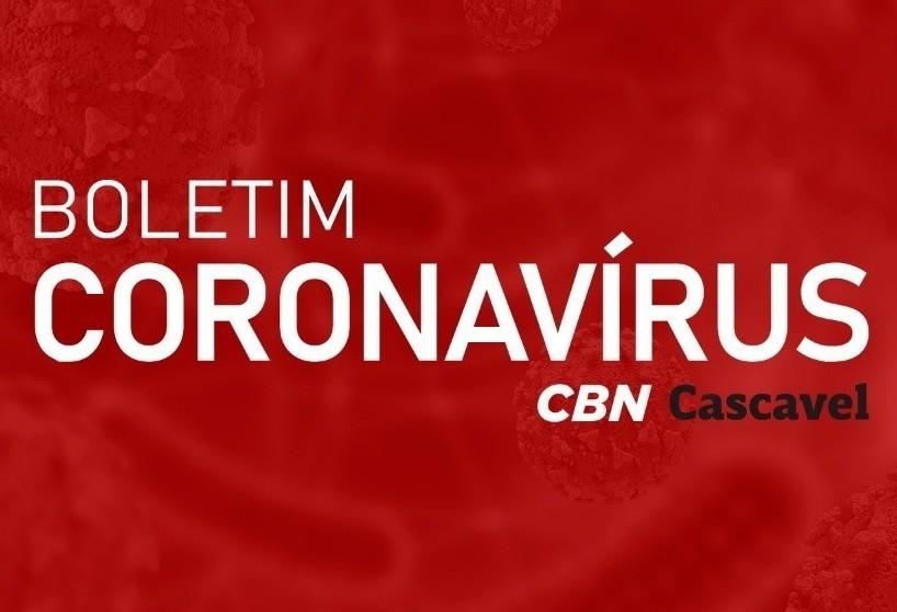 Cascavel registra 54 novos casos de Covid-19