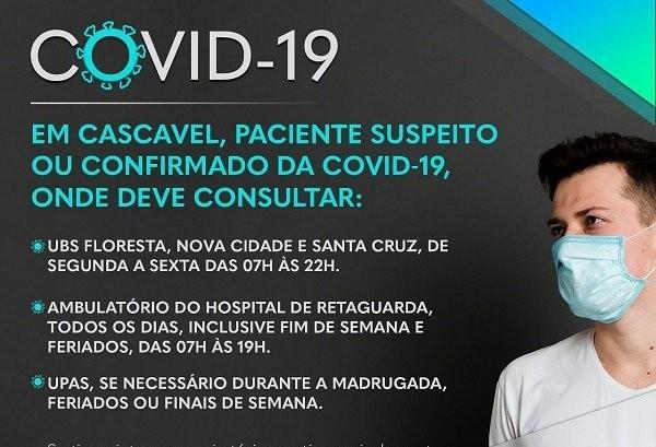 Saúde voltará a ter unidades exclusivas para atendimento aos casos de  covid-19