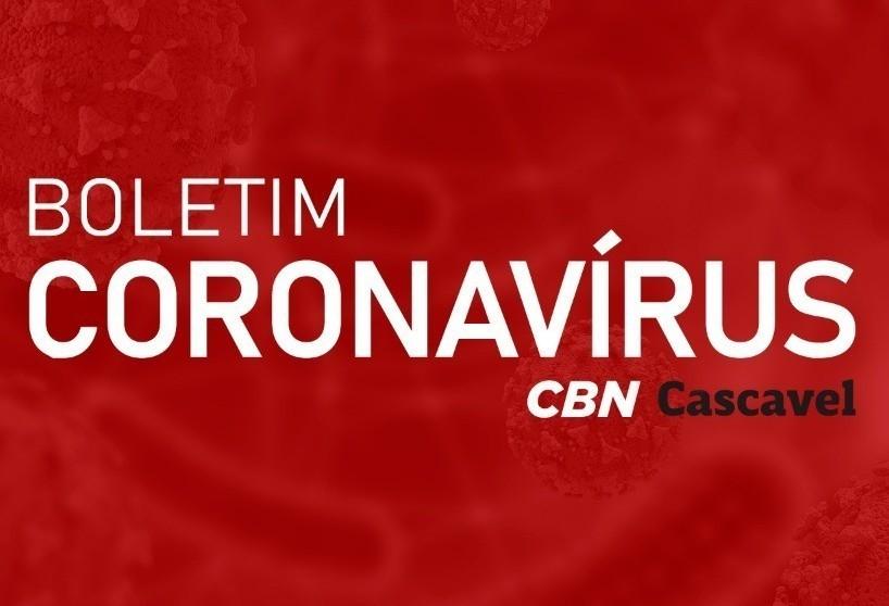Cascavel tem 248 casos ativos para Covid-19