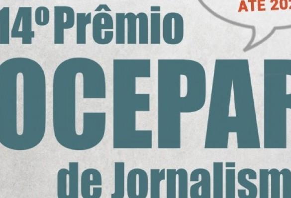 Três jornalistas de Cascavel se destacam no Prêmio Ocepar de Jornalismo