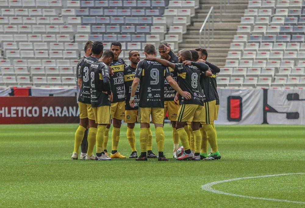 Com 14 relacionados, FC Cascavel desiste de ação judicial e o jogo desta 4ª está confirmado