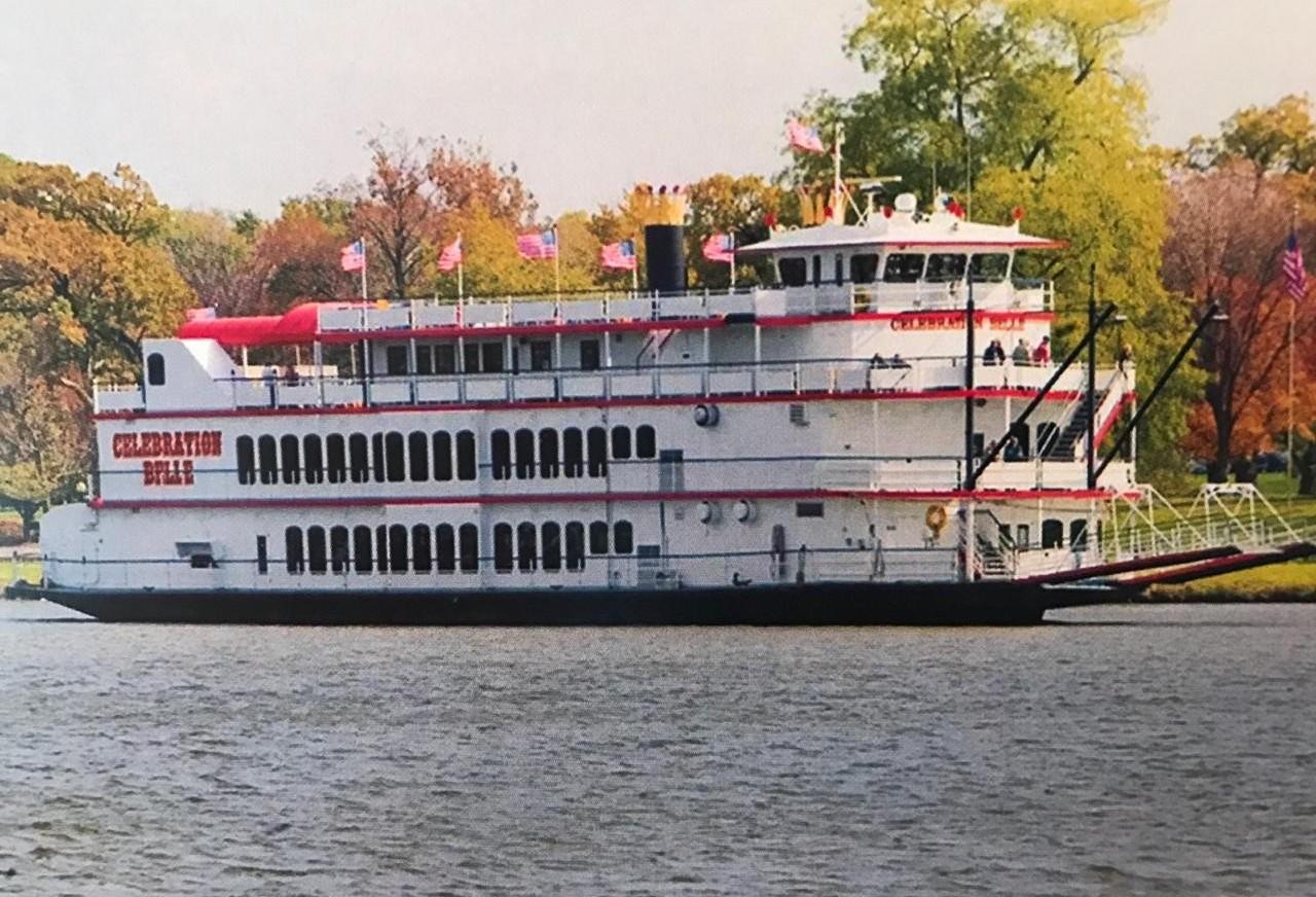 O rio Mississipi com 3.779 Km é o segundo mais longo dos Estados Unidos