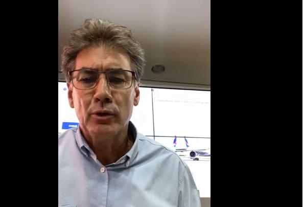 Latam, companhia aérea  passará a operar em Cascavel em 2022