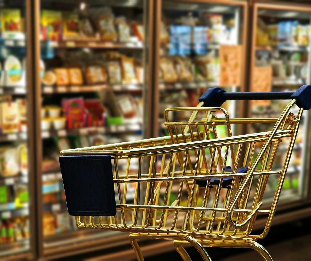O valor da cesta básica de alimentos em Cascavel aumentou 1,25% em agosto de 2021